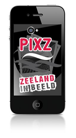 PIXZ Zeeland App