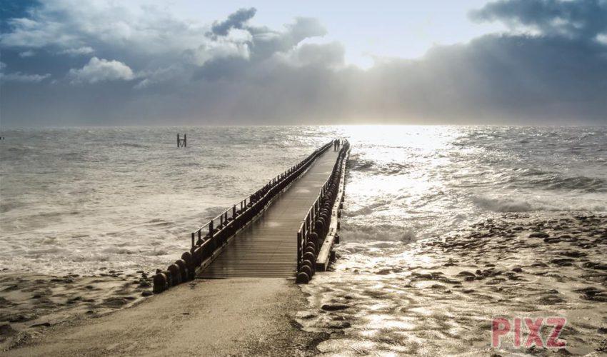 PIXZ Zeeland van de Week | De Pier in Westkapelle
