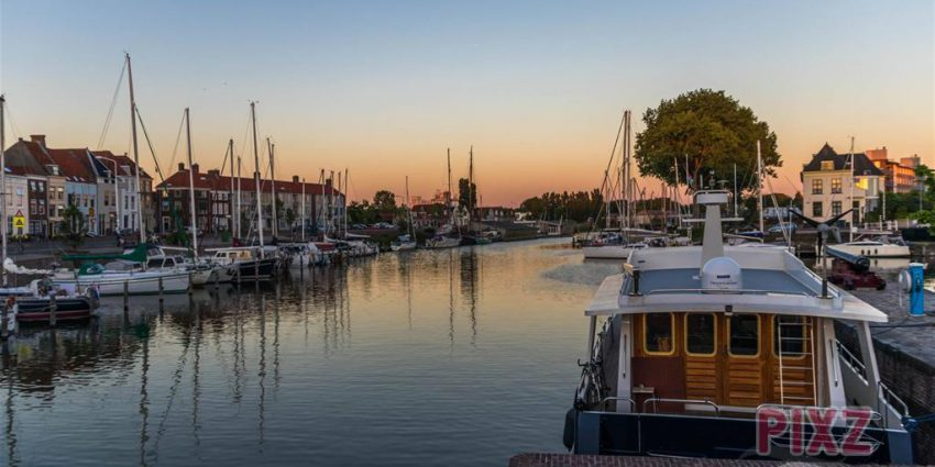 PIXZ Zeeland van de Week 'Haven Middelburg'