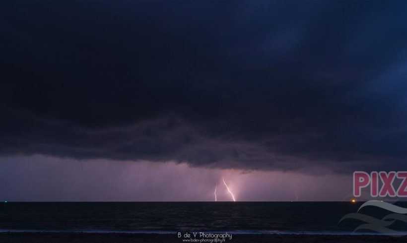 Onweer & bliksem fotograferen; tips van Bas de Visser