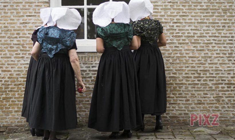 PIXZ Zeeland van de Week 'Gluren bij de buren' Annet van Heusden