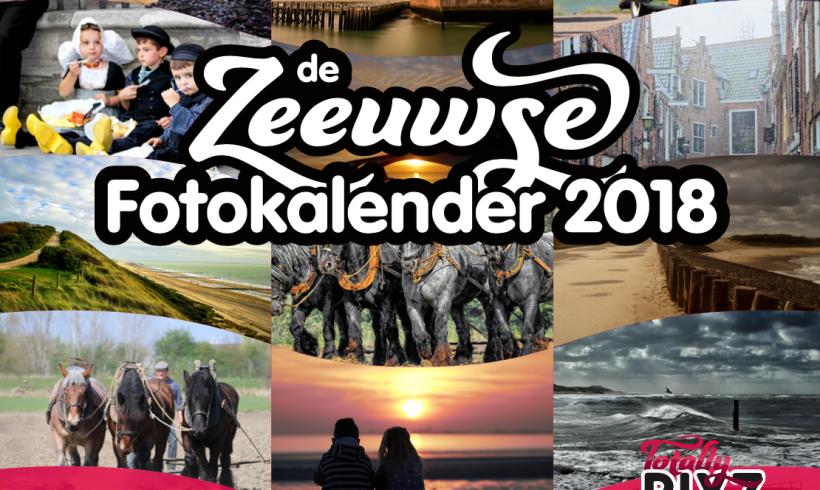 De Zeeland Fotokalender als relatiegeschenk; origineel, typisch Zeeuws én betaalbaar!