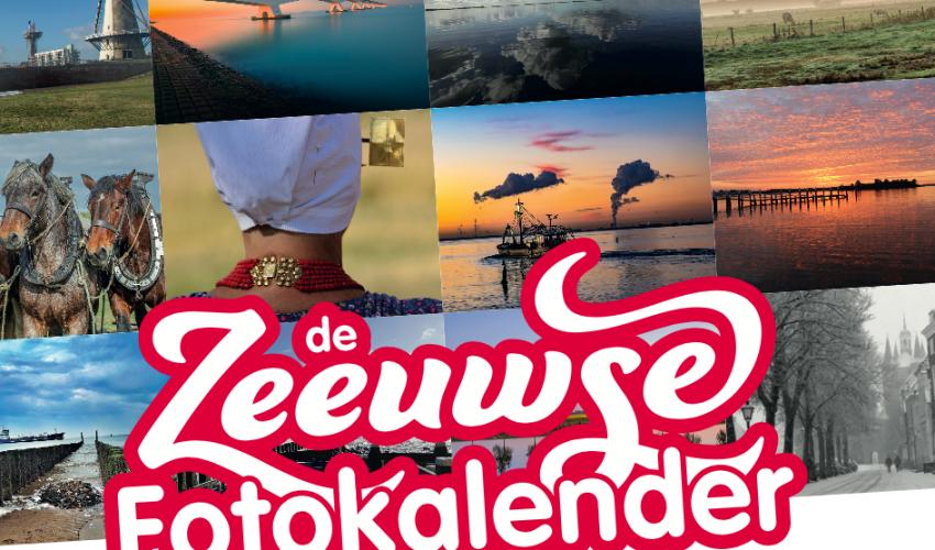 Zeeland Fotokalender 2019