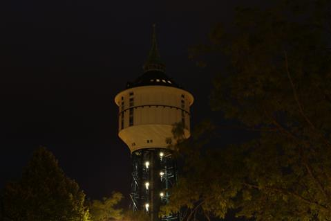 Watertoren goes