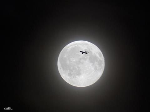 Fly me to the moon..
