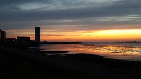 SunsetPallet in Terneuzen