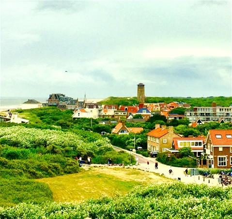 Domburg down by the North Sea