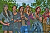 The Walking Dead Cosplay 2